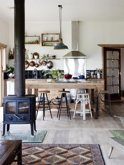 Кухня в стиле кантри 4