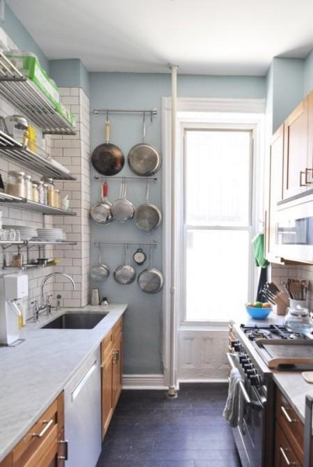Ценные идеи по дизайну маленькой кухни