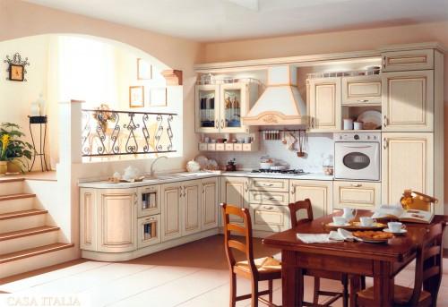 кухня в классическом стиле8