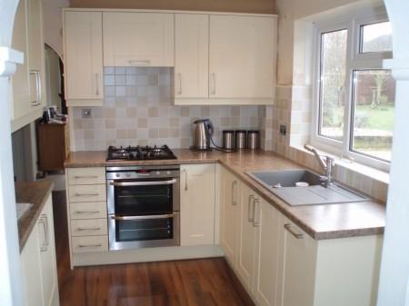 Как визуально увеличить пространство в кухне
