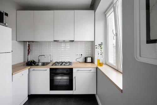 маленькая кухня гарнитур1
