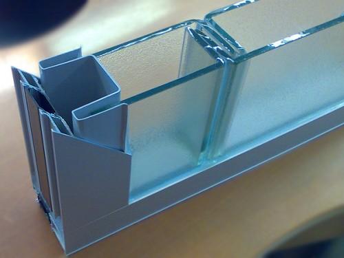 профильное стекло