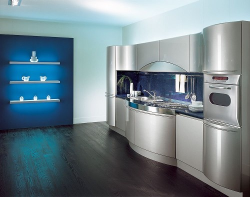 современный стиль кухни5
