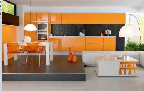 современный стиль кухни6