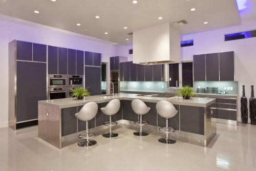 современный стиль кухни8