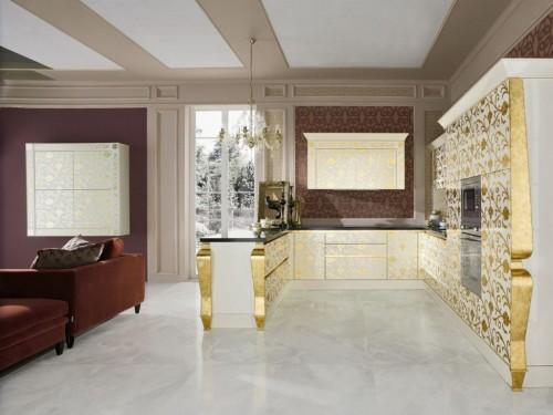 кухня в стиле арт-деко2