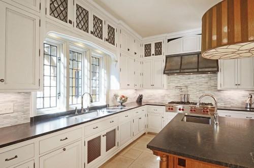 Кухня в стиле эпохи Тюдор1