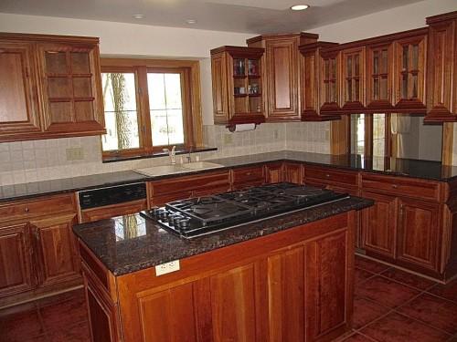 Кухня в стиле эпохи Тюдор11