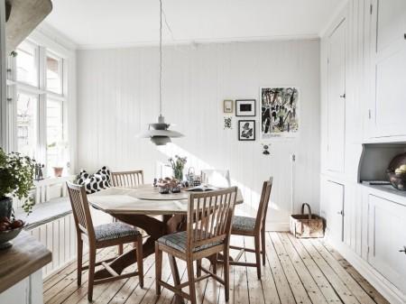 Украшение стен кухни — избавляемся от пустоты