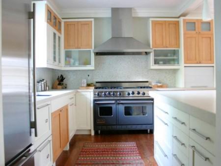 90+ фотографий интерьера кухни