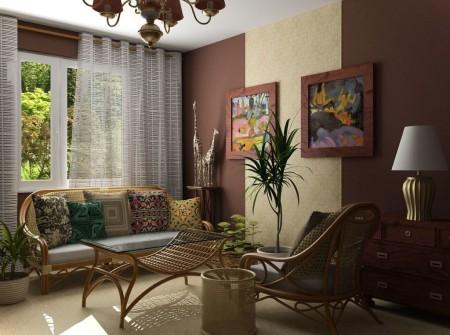 25 примеров декорирования в Этно стиле