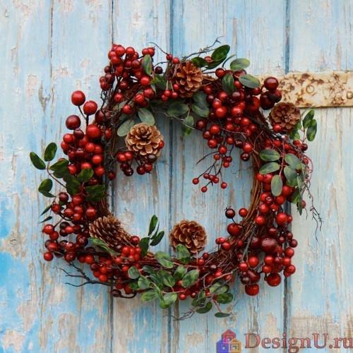 рождественские праздники декорирование