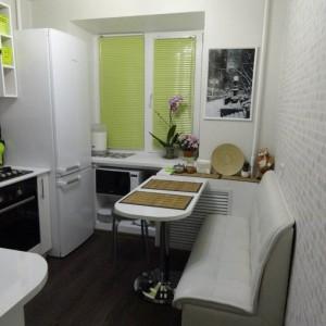 Дизайн маленькой кухни своими руками. Несколько советов