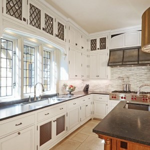 Дизайн кухни в стиле эпохи Тюдоров