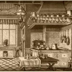 Викторианская кухня
