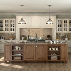 Дизайн кухни в индустриальном стиле