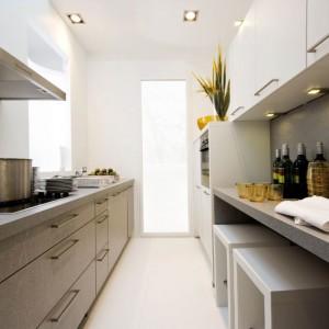 Преимущества кухни в одну линию